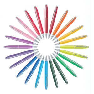 Pantone matched pens from Cross Pens